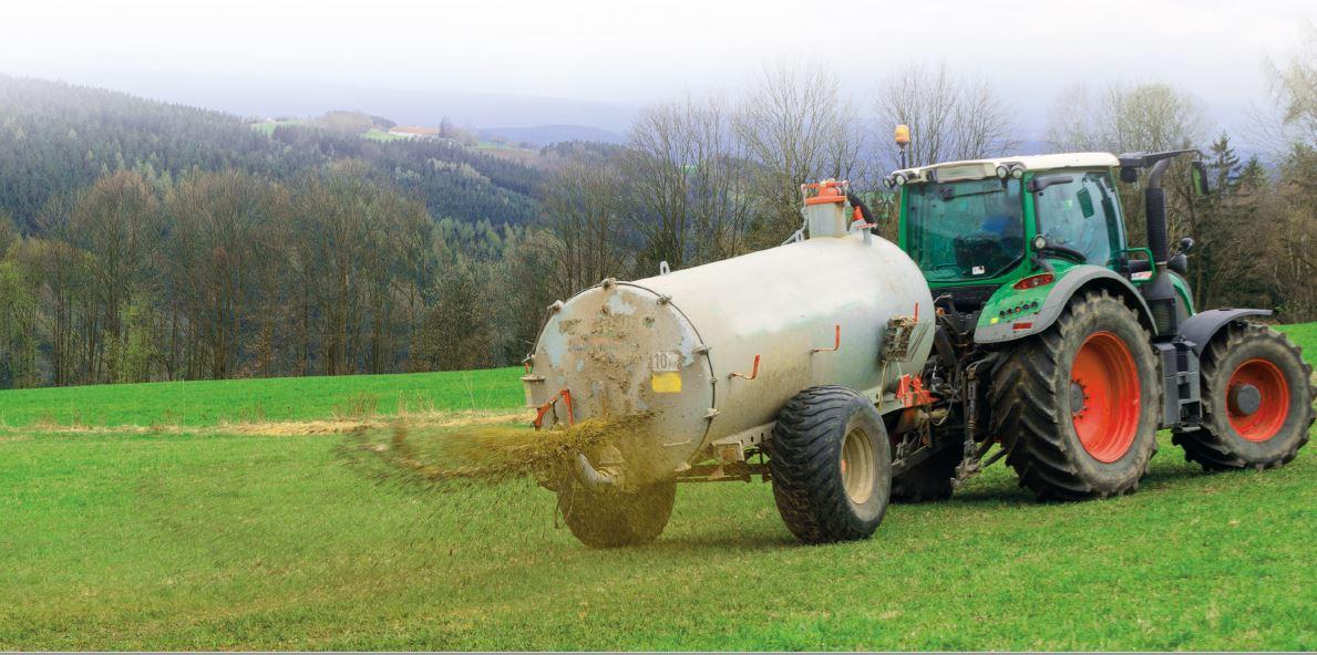 Uzdatnianie gnojowicy