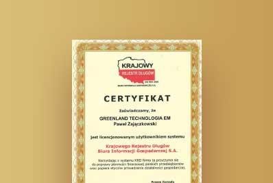 krajowy_rejestr_dlugow_certyfikat