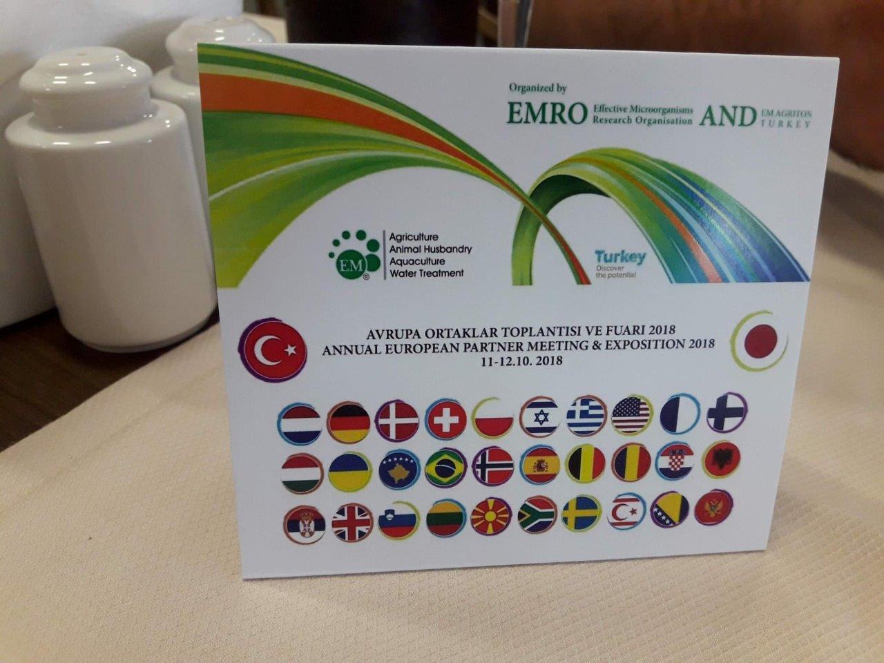 Doroczne Europejskie Spotkanie Partnerów EM 2018