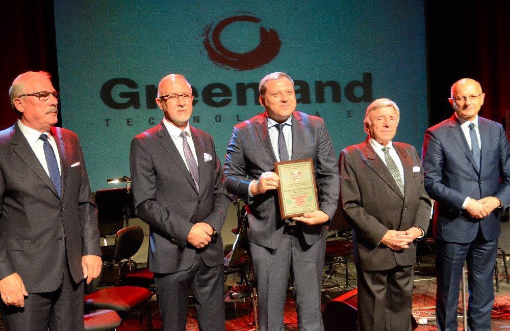 Greenland Technologia EM wśród nagrodzonych w Programie Wojewódzki Lider Biznesu