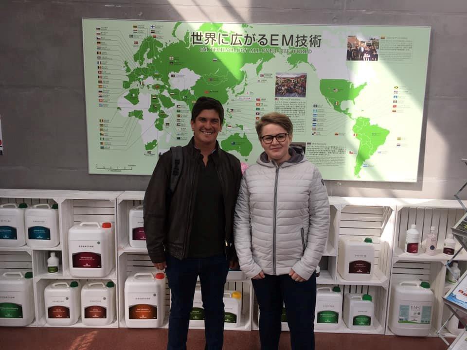 Podróże kształcą – program wymiany studenckiej w Greenland Technologia EM