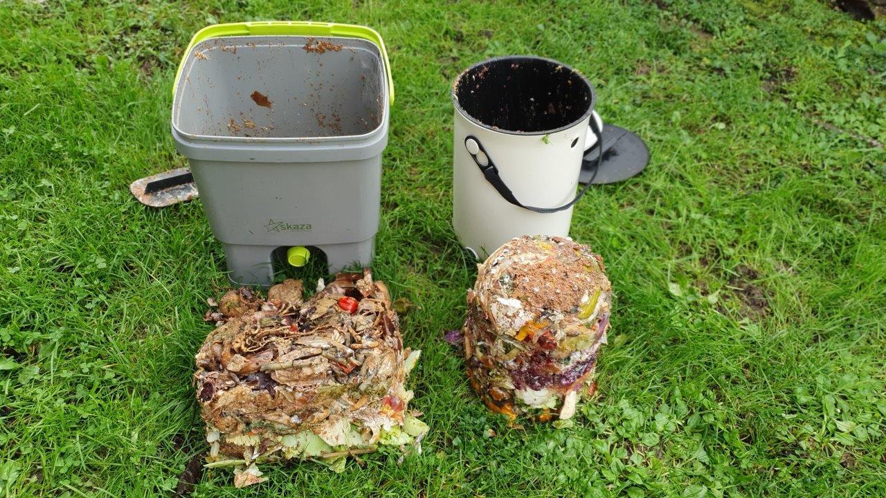 Kompostowanie odpadków kuchennych