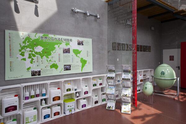 Greenland - zdjęcia siedziby firmy